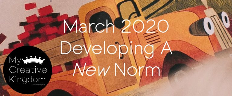 March 2020 • Developing A New Norm