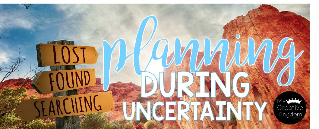 6 Tips to Jumpstart Planning: How to Plan When You Don't Know What to Plan